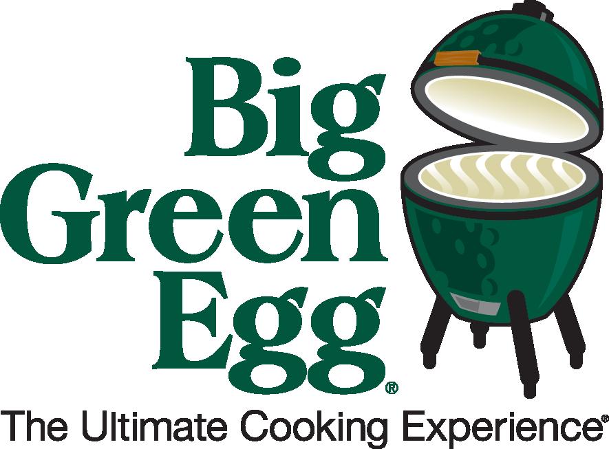 Big Green Egg Brennbar